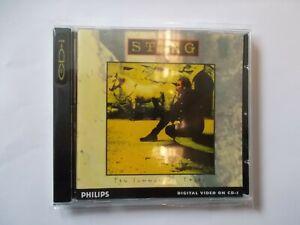 Sting - The Summoner´S Tales Para Philips Cd-I ,#Corto- 230-15