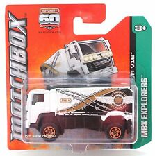 Matchbox Diecast Trucks