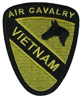 """US Army 1st Cavalry Division Air Cav FLYING CIRCUS Aviation 5/"""" patch"""