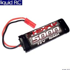 Redcat Racing HX-5000MH-B 5000 Ni-MH Battery - 7.2V with Banana 4.0 Connector