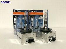 2PCS NEW OEM D1R 66150 66154 6000K HID XENON LIGHT BULBS SET FOR OSRAM