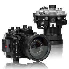 Seafrogs 40m Unterwasser Kamera Gehäuse Case für Sony A7 III A7M III A7R III
