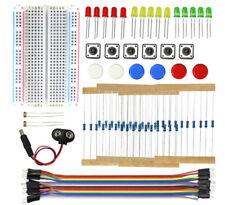 Starter Kit UNO R3 Mini Breadboard LED Jumper Wire Button for arduino- UK Seller