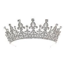 Kronen und Diademe in Silber
