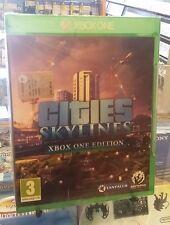 Cities Skylines Xbox One Edition XBOXONE NUOVO