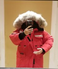 "NEW RED LABEL ""RED"" CONCEPT EDITION CANADA GOOSE RESOLUTE MEN ""XXL"" PARKA JACKET"