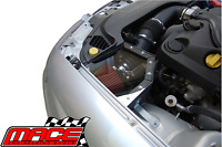 MACE COLD AIR INTAKE KT WITH CLEAR COVER HOLDEN ADVENTRA VZ ALLOYTEC LY7 3.6L V6