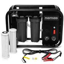 Portable Water Filtration, Survival Filter Drink from Any Stream, Lake or River