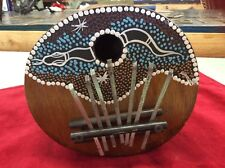 Thumb Piano Gourd Kalimba African musical instrument