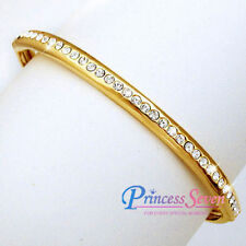 Yellow Gold Plated Fashion Bangles