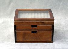 Wooden Fountain Pen Box Made in Japan / TOYOOKA CRAFT / MC002010