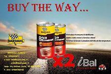 ADDITIVO B2 TRATTAMENTO OLIO MOTORE 300ml x2 - B2 OIL TREATMENT - 142029 BARDAHL