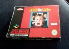 SNES - HOME ALONE COMPLETE PAL UK GAME