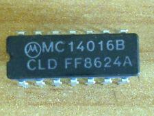 CIRCUIT INTEGRE - MC14016BCLD - CMOS Quad Analog Switch-Quad Multiplexer