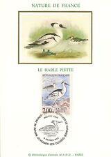 CP MAXIMUM PREMIER JOUR LE HARLE PIETTE CANARD 1993