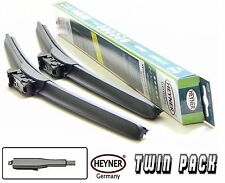 "VAUXHALL CORSA D 2006-ON aeroflat windscreen WIPER BLADES 26""16'' TWIN PACK"