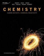 Chemistry (First Edition), Good Condition Book, Treichel, Paul, McMurry, John E.