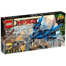 Lego The Ninjago movie 70614: Le Jet supersonique de Foudre