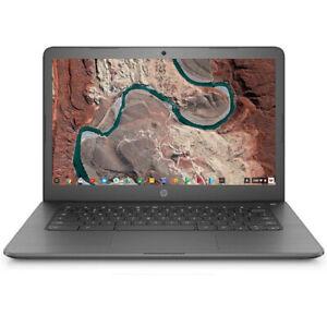 Bulk Buy - 10 x HP Chromebook 14 G5 Notebook 3QN46PA Celeron N3450 4GB Ram