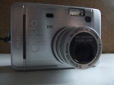 Pentax Optio S40 4.0MP Digital Camera - Silver