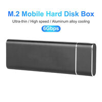 USB 3.1 2TB SSD External Hard Drive Portable Desktop Laptop Mac Mobile Hard Disk