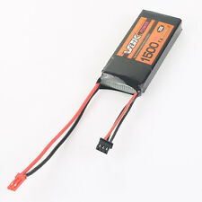 2S 7.4V 1500mAh 25C Lipo Battery JST Plug for RC Helicopter Airplane Car