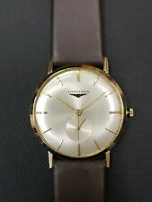 14k Gold Longines Vintage Watch