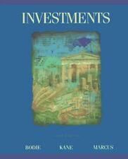 Investments (Irwin Series in Finance) Bodie, Zvi, Marcus, Alan J., Kane, Alex H
