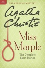 Miss Marple: The Complete Short Stories: A Miss Marple Collection [New Book] P