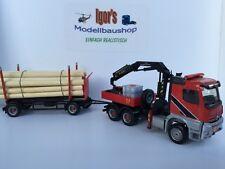 Herpa MB Arocs  2011 Holztransporter  ****nur hier im Shop erhältlich***