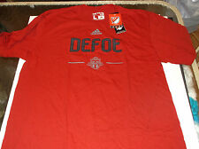 Toronto Fc Mls Defoe player shirt by Adidas Xl