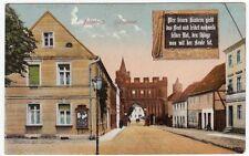 Erster Weltkrieg (1914-18) Normalformat Ansichtskarten aus Brandenburg