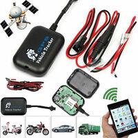GT005 GPS Real Time Vehicle Car Motorcycle Locator Tracker GSM GPRS Anti-theft