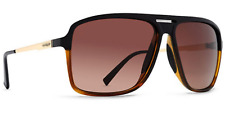 NEW Von Zipper Hotwax Sunglasses-HTG Hardline Black Tortoise-SAME DAY SHIPPING!