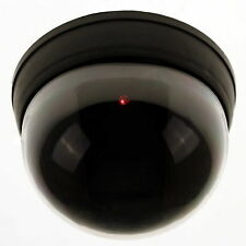 Kameraatrappe Deckenkamera LED Dome Dummy Fake Alarmanlage Überwachungskamera