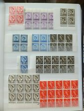 GB. Regionals. MNH. Unsorted. Lovely clean, fresh condition.