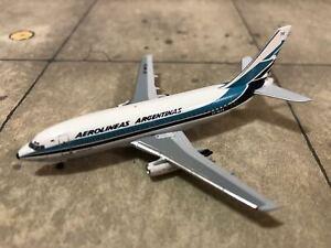 ****** Aeroclassics Aerolineas Argentinas 737-236,1980's color, LV-WTX LAST ONE