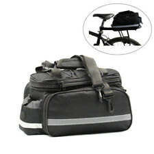 Cycling Bike Travel Sport Bicycle Rear Frame Seat Pannier Bag Pouch Rack Pack