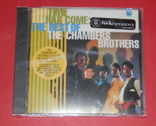 Chambers Brothers - Time has come - The best of -- CD / Funk / NEU