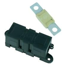 Panel Mount Inline Mega Fuse Holder + 225A Fuse Car Van Marine Truck 12V 24V