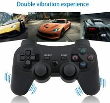 Playstation Compatible Controller PS3 Black Double Vibration Wireless Controller