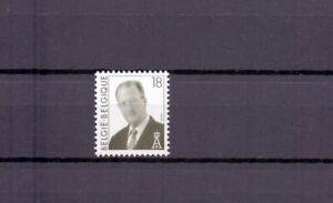 BELGIUM 1997 king albert II  MNH** 2698