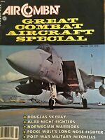 Air Combat Magazine  Fall 1979, Great Combat Aircraft special Edition