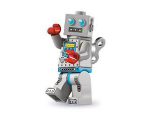 Lego Clockwork Robot 8827 Collectible Series 6 Minifigures