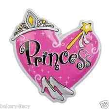 CUPCAKE CAKE TOPPER POP TOP PRETTY PRINCESS PINK BIRTHDAY LAYON PARTY DECORATION