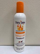 Fairy Tales Sun and Swim Lemon-Aid Conditioner 8 oz. New