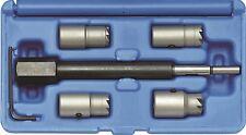 62605 BGS Injektoren Dichtsitz-fräser-set für CDI Motoren 5-tlg.