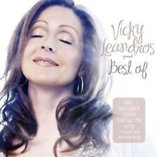 VICKY LEANDROS - BEST OF 2 CD NEW+ ++++++++++++++