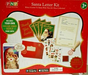 Kid's  Santa Claus Letter Kit  Age 3 & up