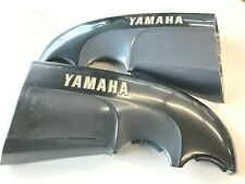 YAMAHA VMAX 1200 GENUINE AIR SCOOPS AIR DUCTS INTAKE left & right SET 1985~2007